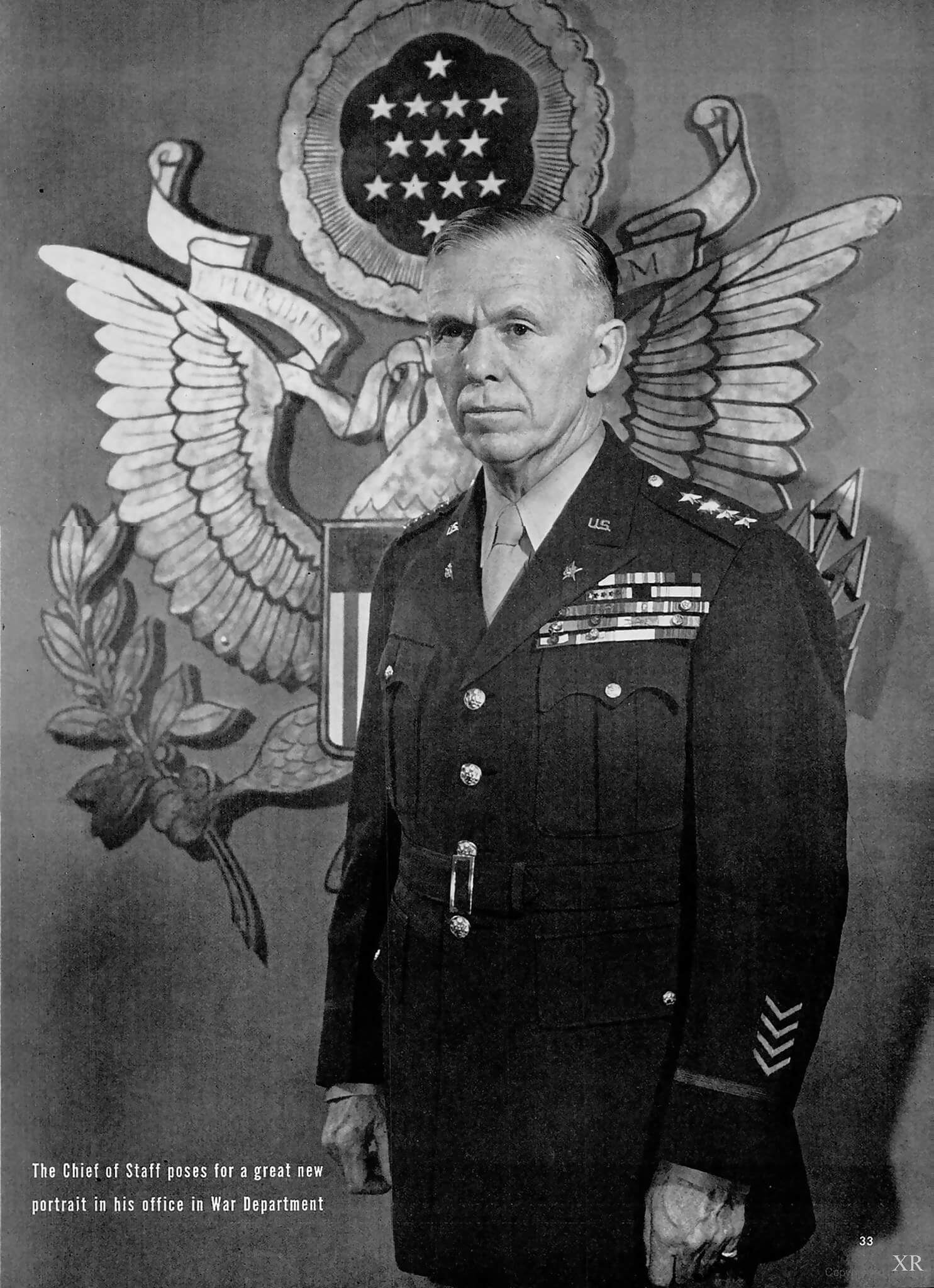 Scott-Smith-foto3-1943-gen. george marshall-Flickr-James Vaughan