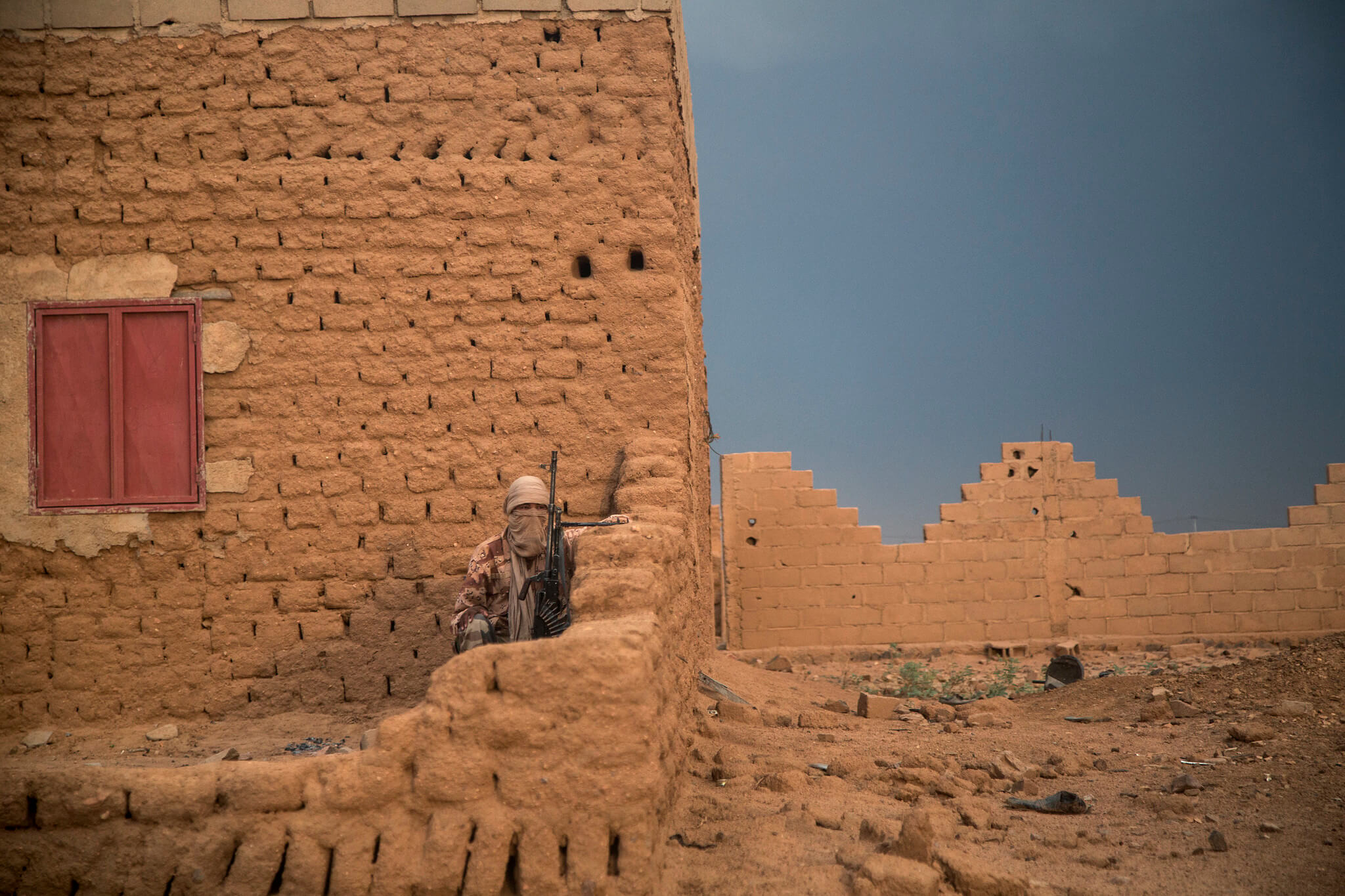 Street Scene from Kidal, Northern Mali 2015 - United Nations Photo