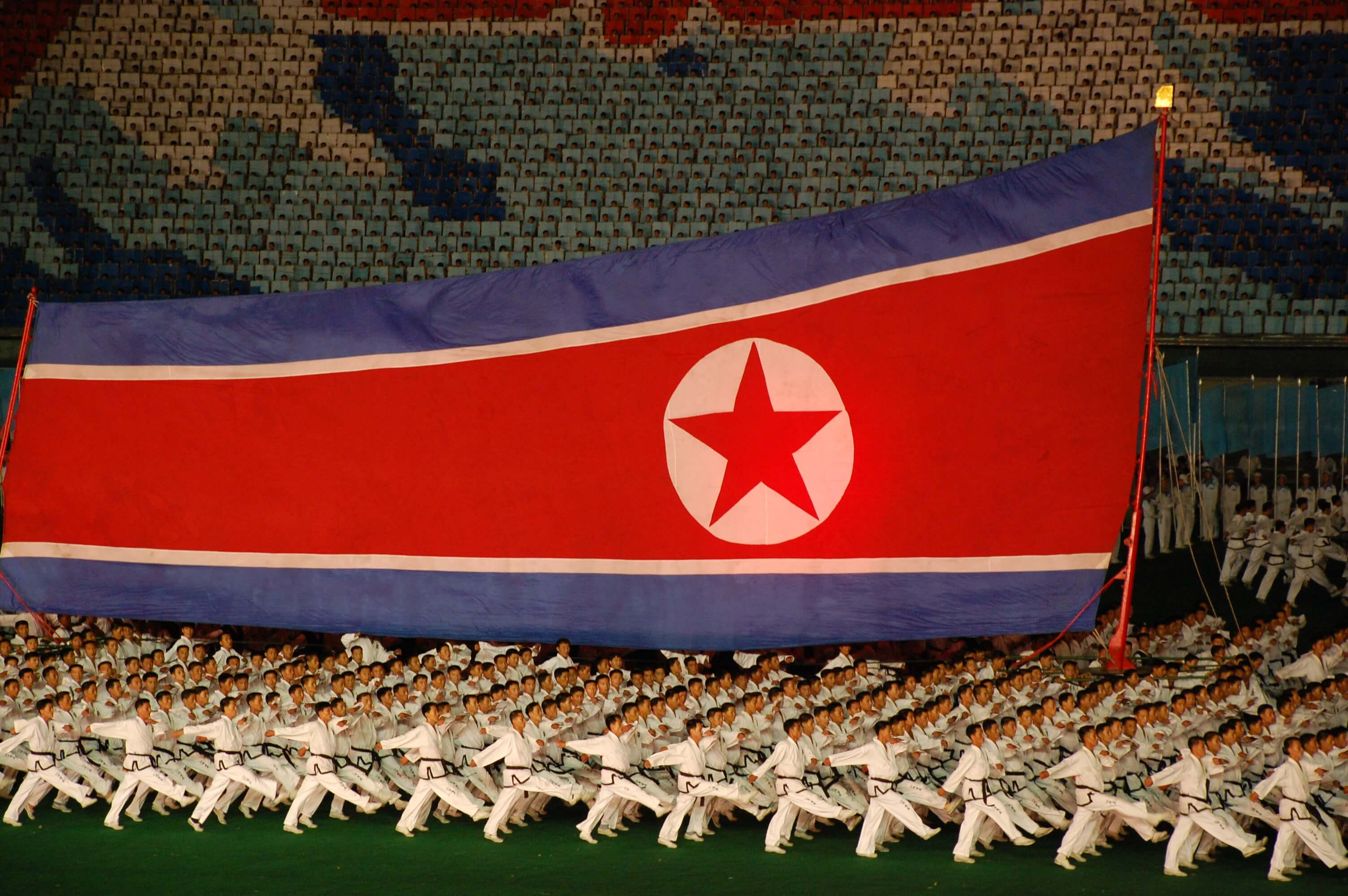 Pyongyang, Arirang (Mass Games)-(stephan)-flickr