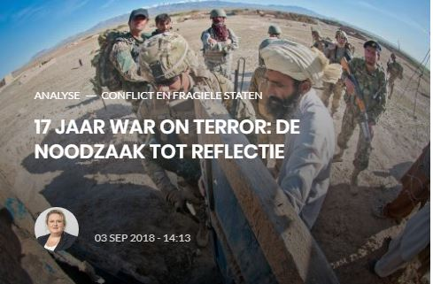 17 jaar war on terror
