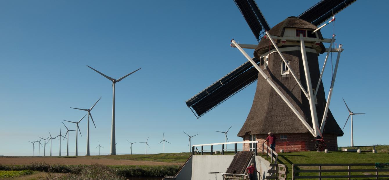 Duurzame energie in Nederland en de EU