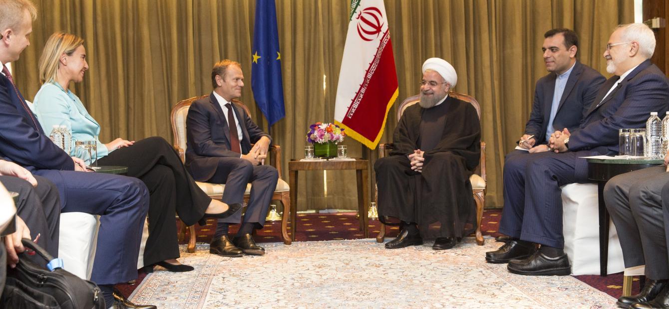 Zes lessen uit 35 jaar sancties tegen Iran