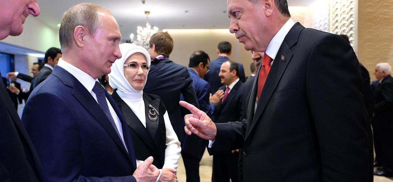Strijd der titanen: Het Turks-Russische conflict