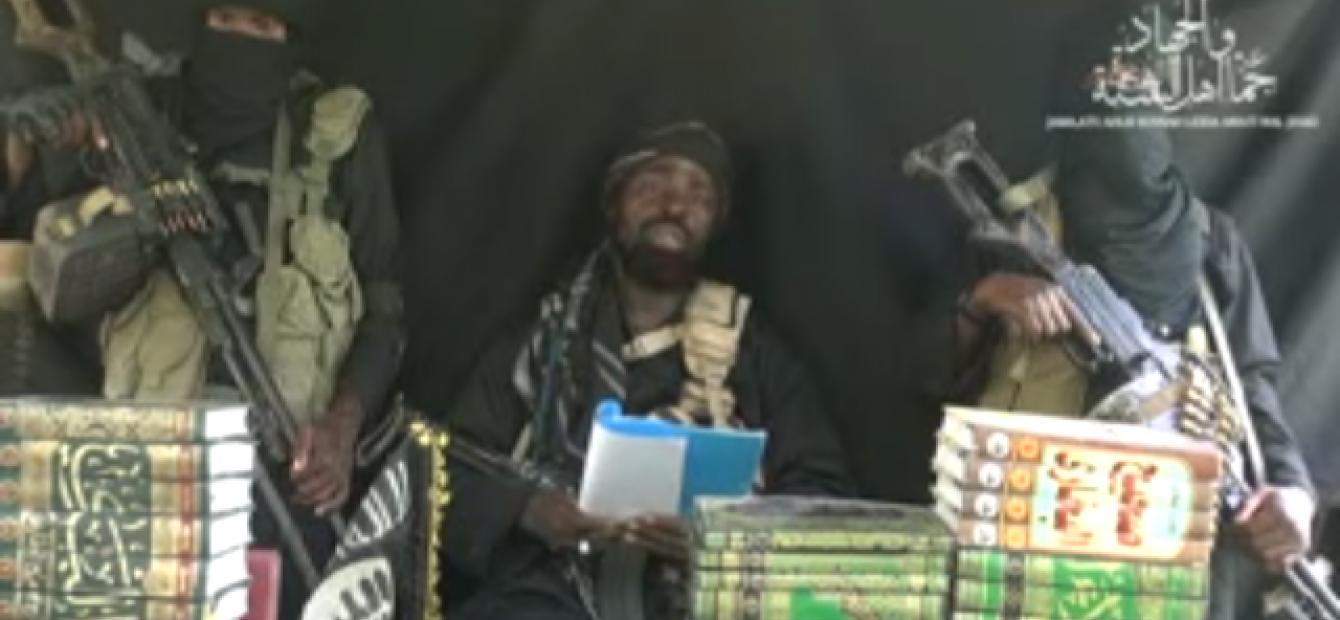 Boko Harams 'madman' staat weer op