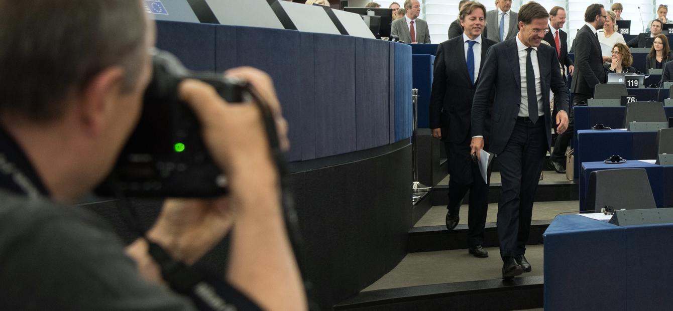 Scenario 6: meer zeggenschap voor de EU-lidstaten