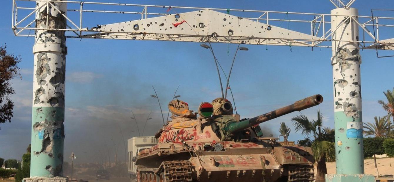 Vijf jaar na Qadhafi: hoe verder met de chaos in Libië?
