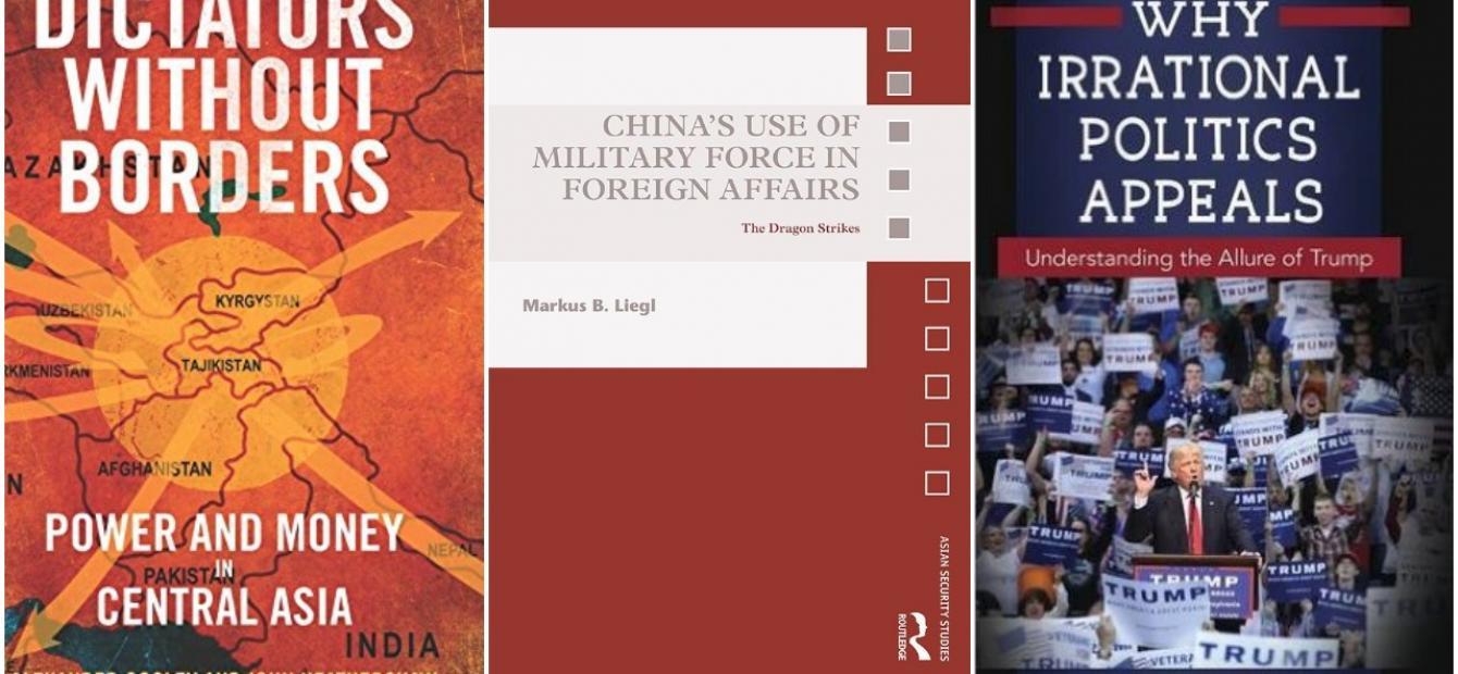 Nieuw Verschenen: boeken over draken, dictators en Trump