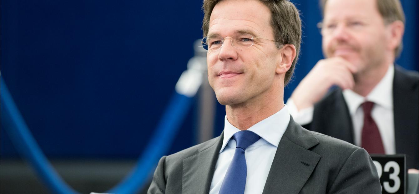 Het Nederlandse EU-voorzitterschap: de rol van premier Rutte