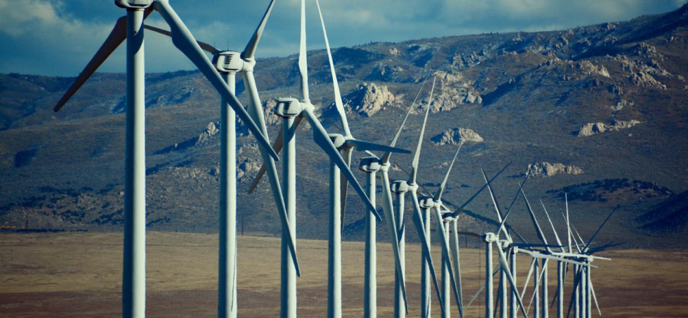 Klimaat, energie en grondstoffen: Wanneer komt die trendbreuk?
