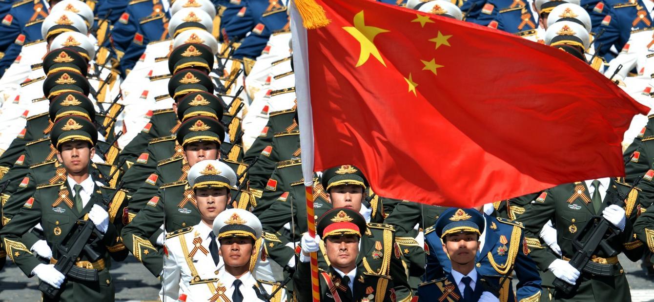China en de internationale orde