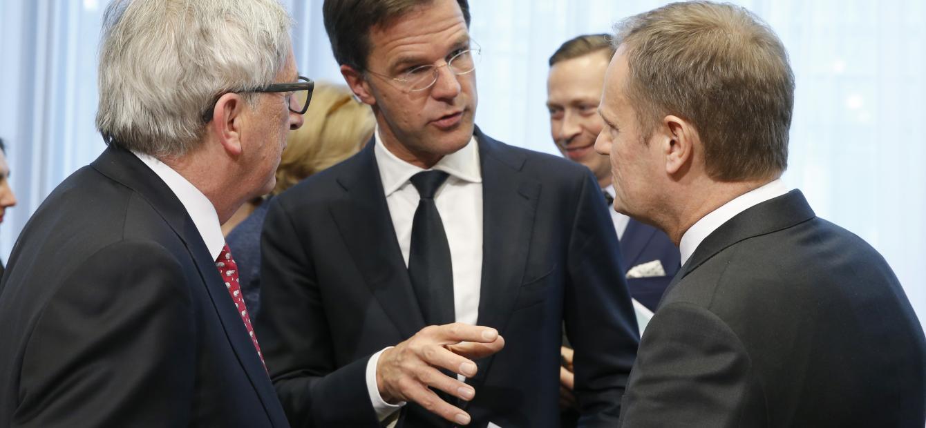 Hoe premier Rutte Europa (even) veroverde