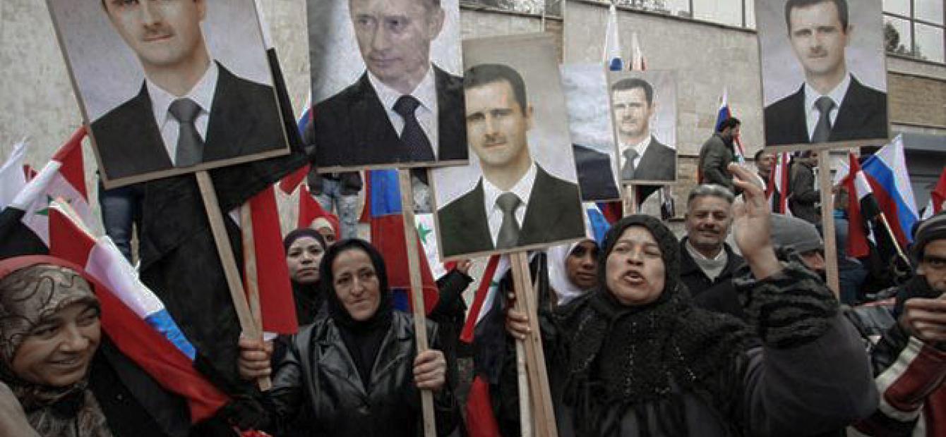 Rusland, het Midden-Oosten en de oorlog in Syrië