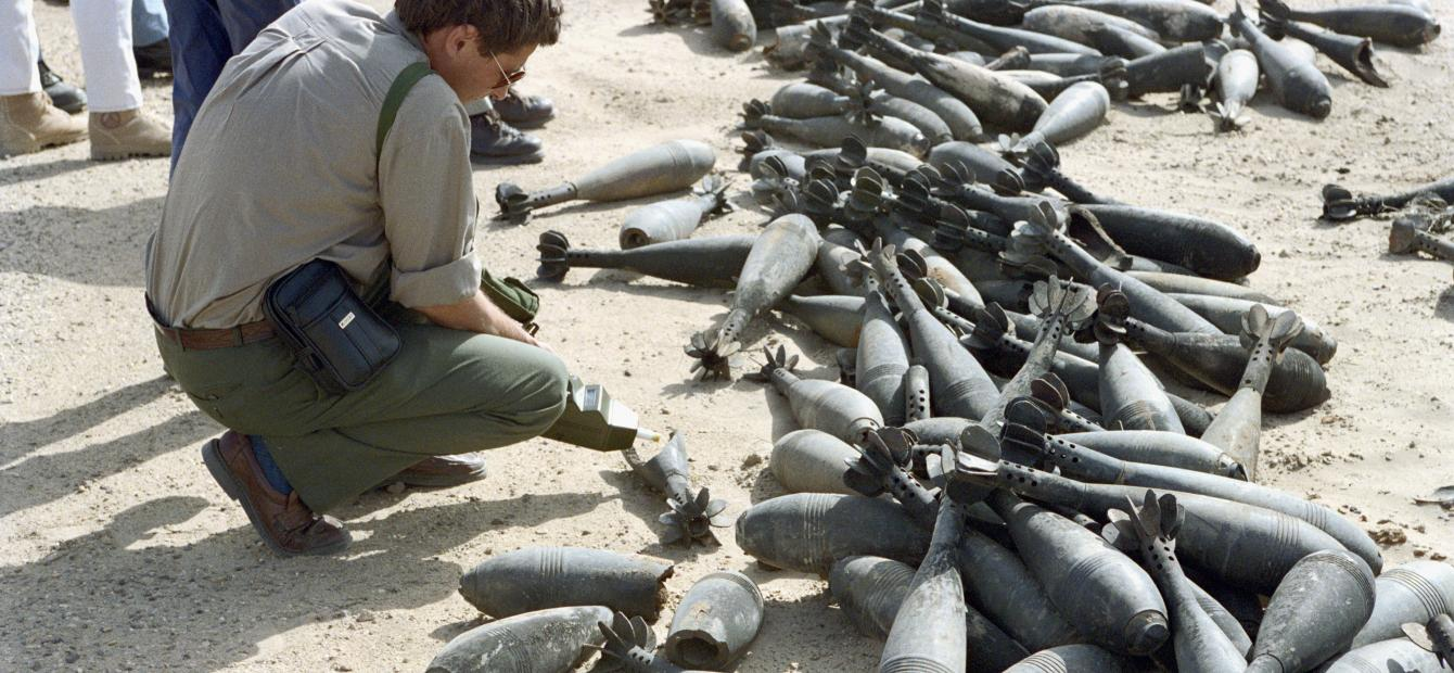 Schaf VN-vetorecht bij inzet chemische wapens af