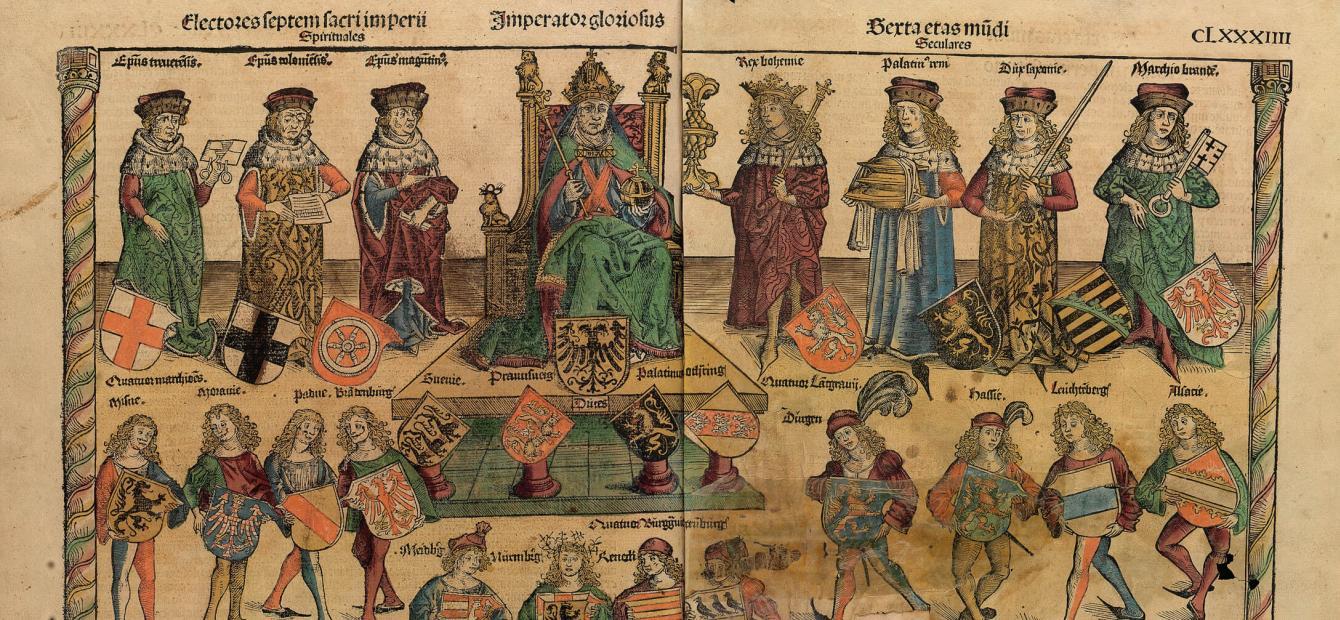 De lessen van het Heilige Roomse Rijk voor de Europese Unie