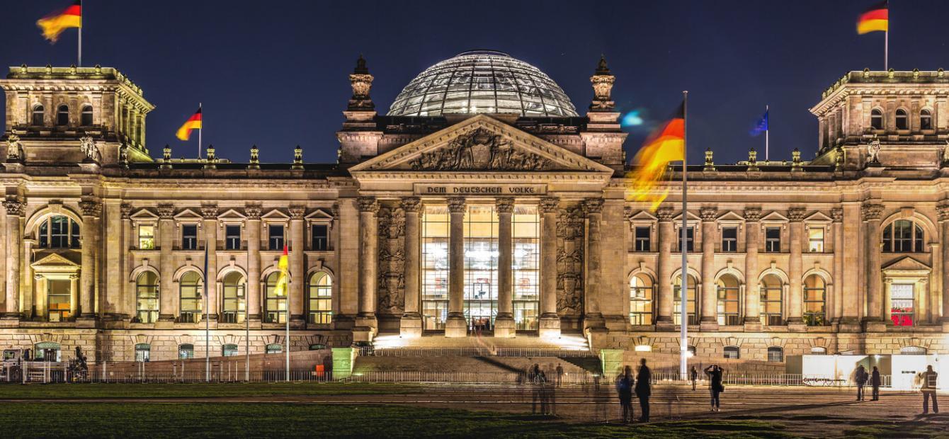 Drieluik: Duitsland kiest