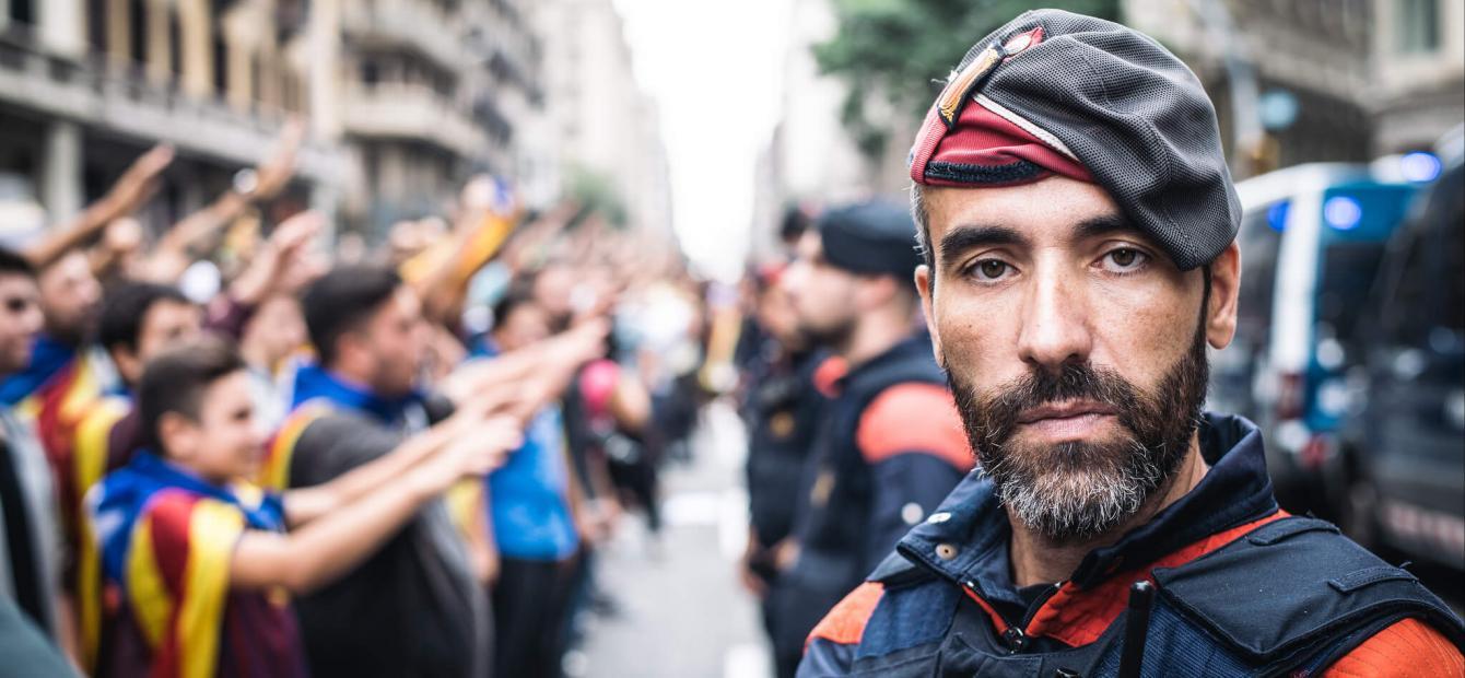 Een illusie armer: einde van de Catalaanse afscheiding