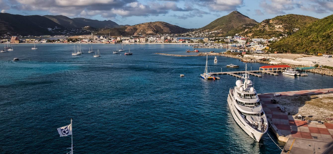 Sint Maarten niet langer levensvatbaar als autonoom land