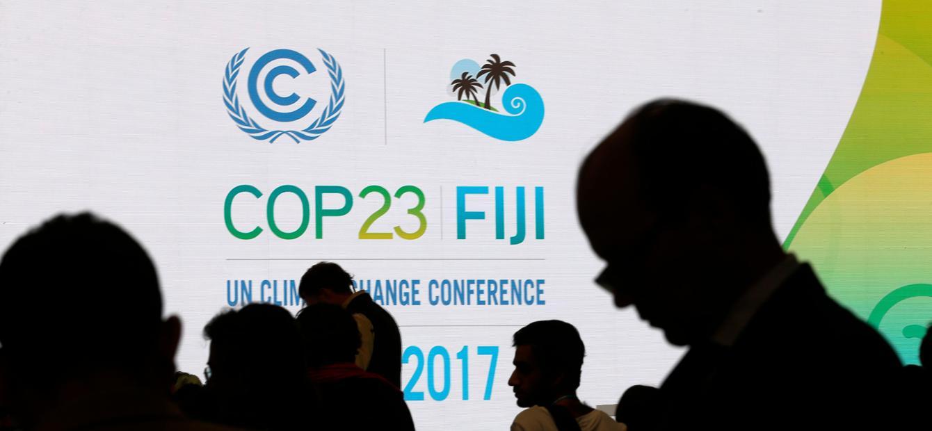 Van COP23 naar COP24: EU moet solliciteren op vacature VS