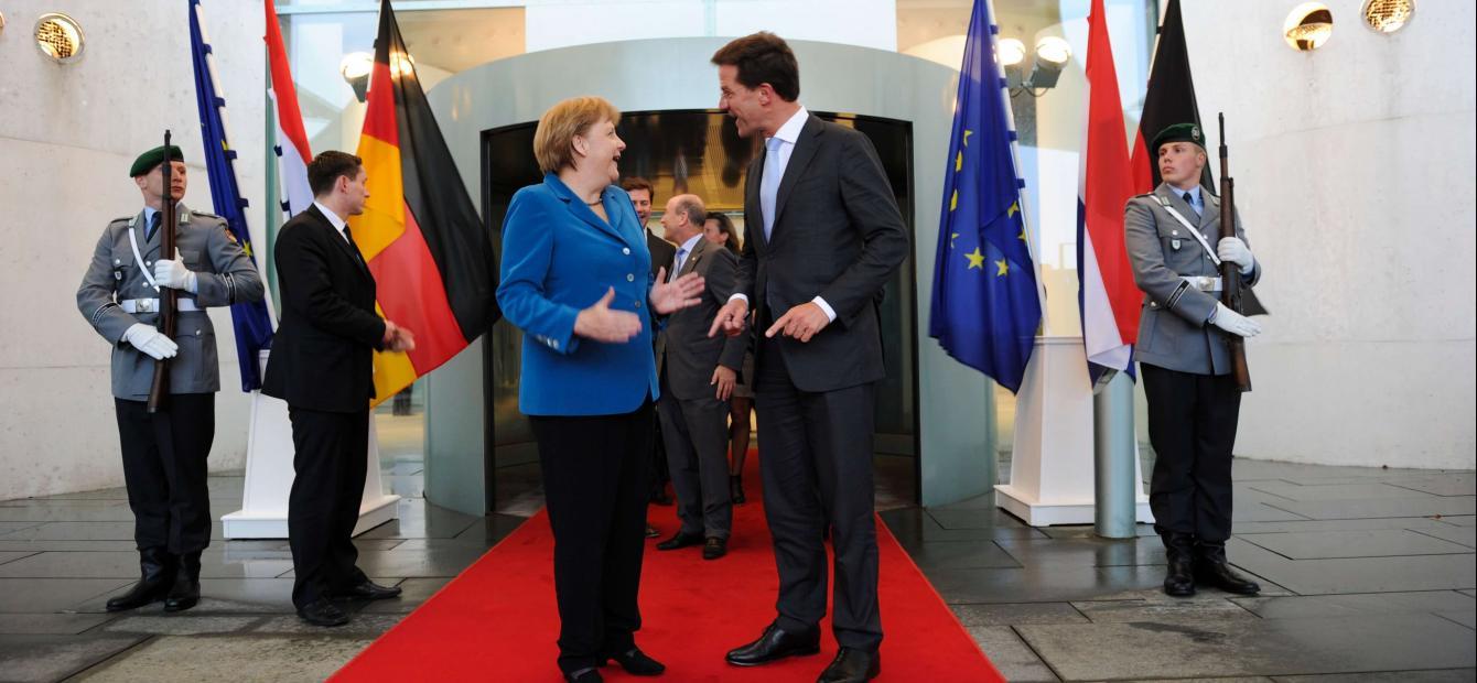 Multilateral effect of Dutch-German bilateralism in the EU