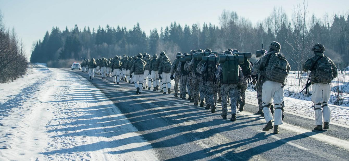 Dutch perspectives on the security of the Baltic states