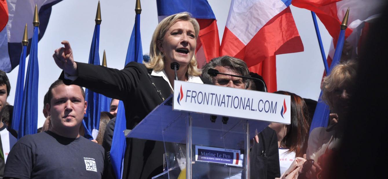 De toekomst van het Front National na nederlaag Le Pen