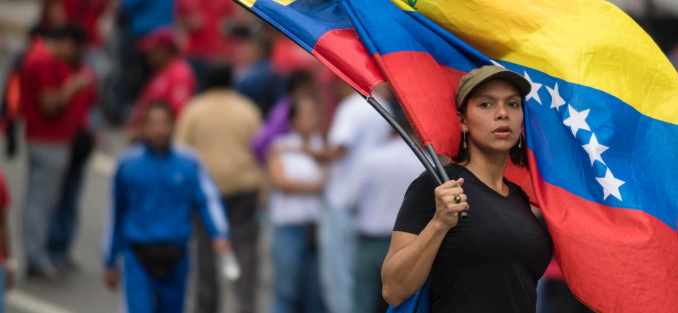 "Venezuela na vijf jaar ""Chavista"" Maduro"