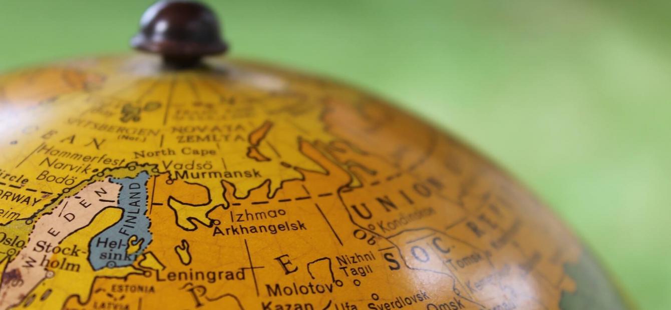 Roesski mir: waar liggen Ruslands grenzen?