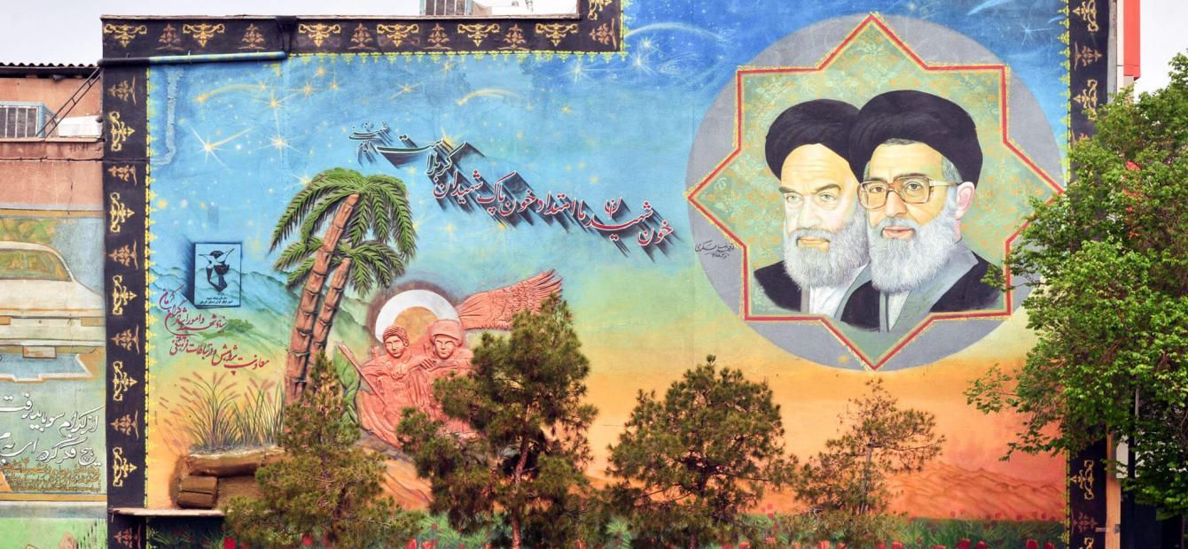 De Iran-deal & Europa's verscheurende geopolitieke keuze