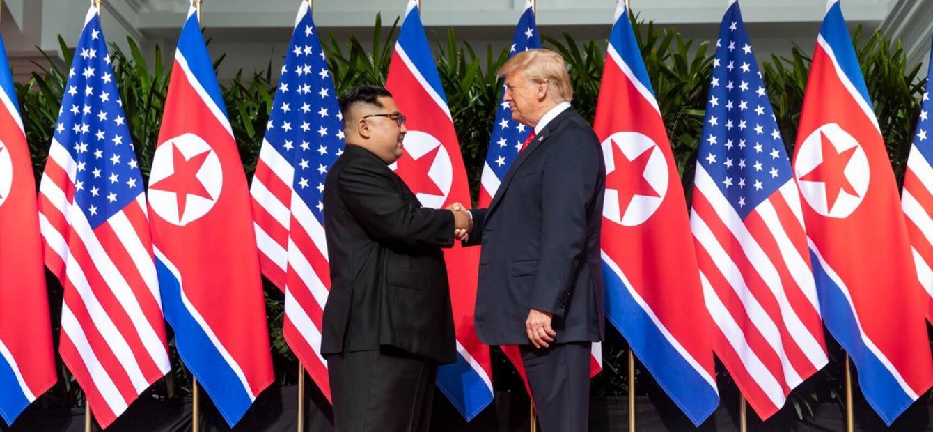 Tussenstand Trump versus Kim Jong-un: 0-4 voor Noord-Korea