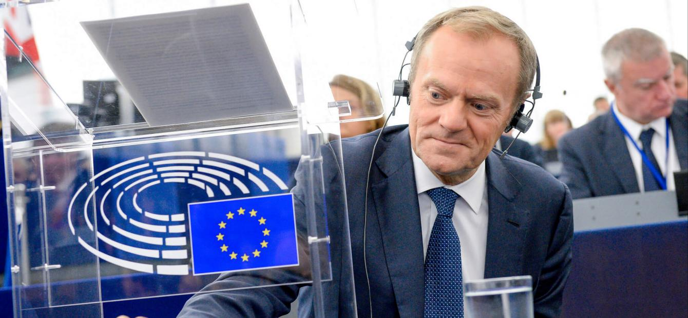 Which coalitions could result from Tusk's 'Leaders' Agenda'?