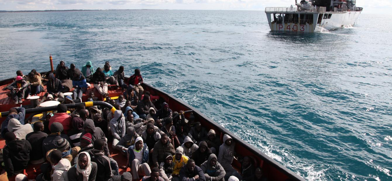 Future of the European migration system: unlikely partners?