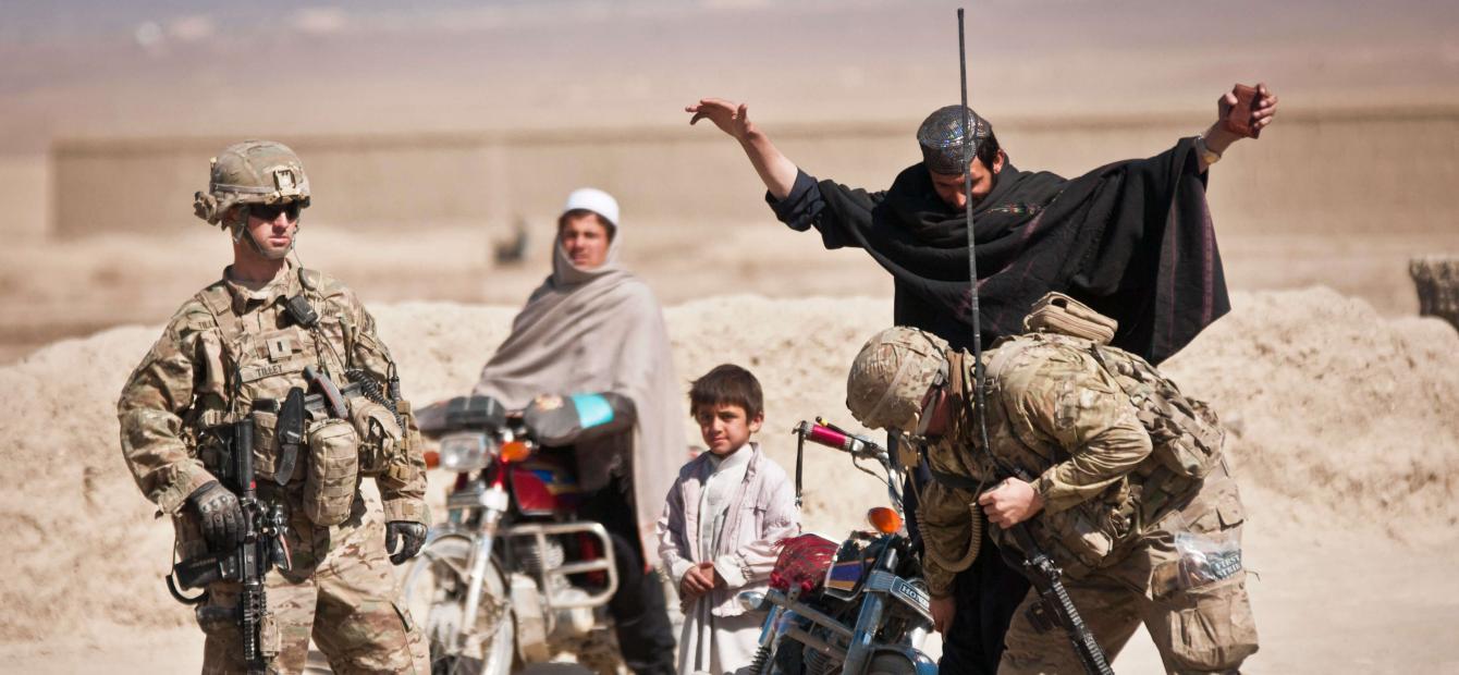 17 jaar war on terror: terroristen en diplomatie?