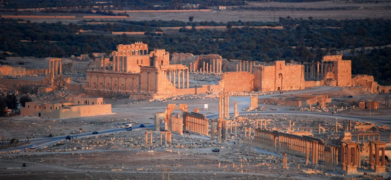 Syrië vraagt om een meer strategisch Europa