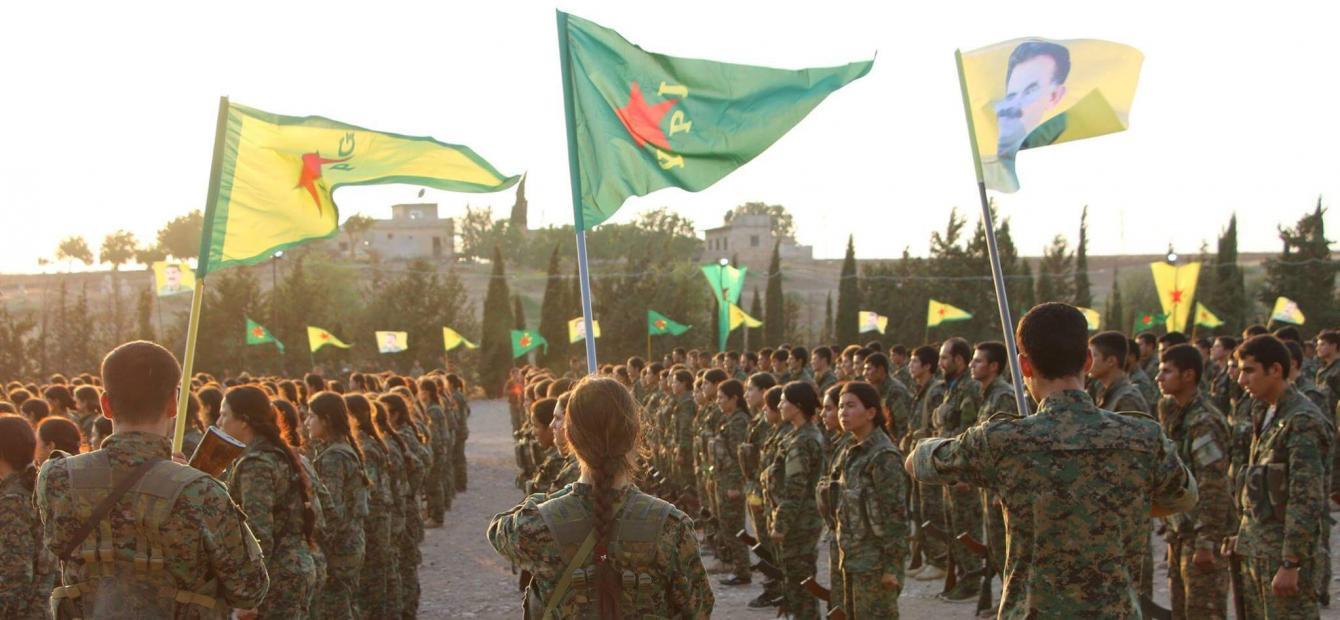Uit de as herrijzend: Syrië en de Koerdische kwestie