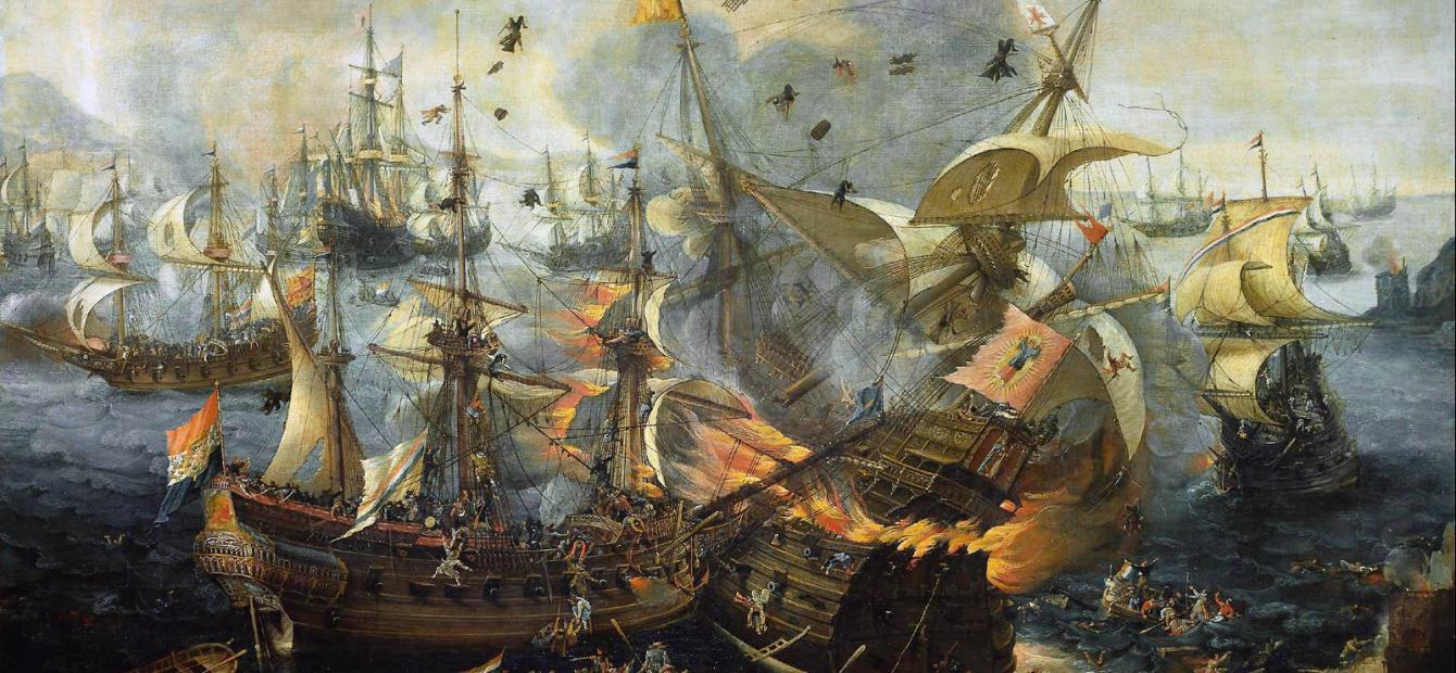 Drieduizend jaar Oorlog en (soms) vrede