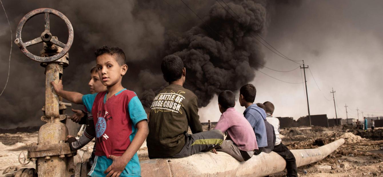 De oorzaken van ISIS-terreur zijn nog altijd aanwezig