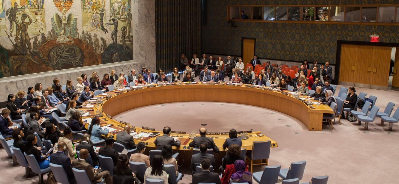 NL in de VN-Veiligheidsraad: zijn de mogelijkheden benut?
