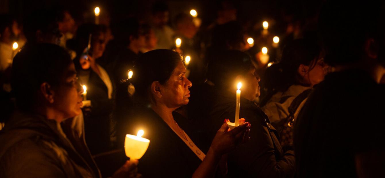 Het honderd jaar smeulende vuur in Sri Lanka