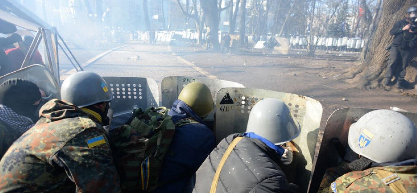 Rusland houdt in Oekraïne de vinger aan de trekker