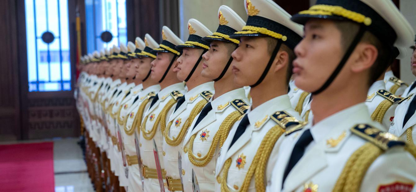 De nieuwe Chinese marine-strategie: zo wijd de wereld strekt