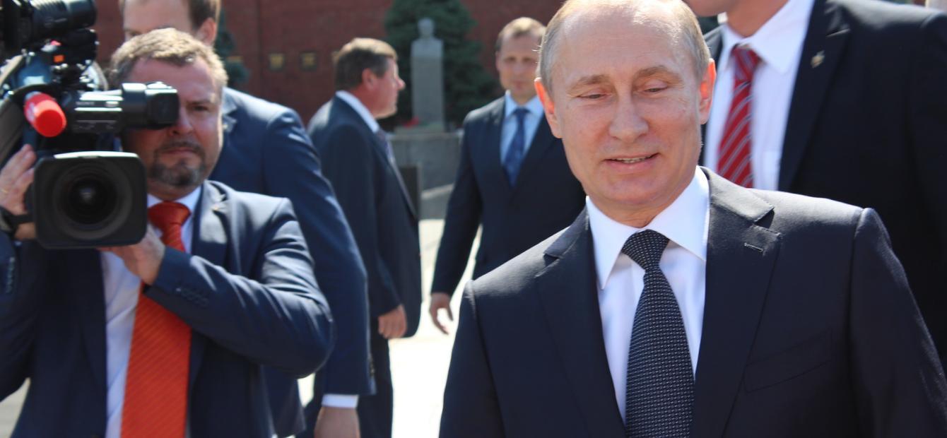 Het Westen lijdt aan een Rusland-syndroom