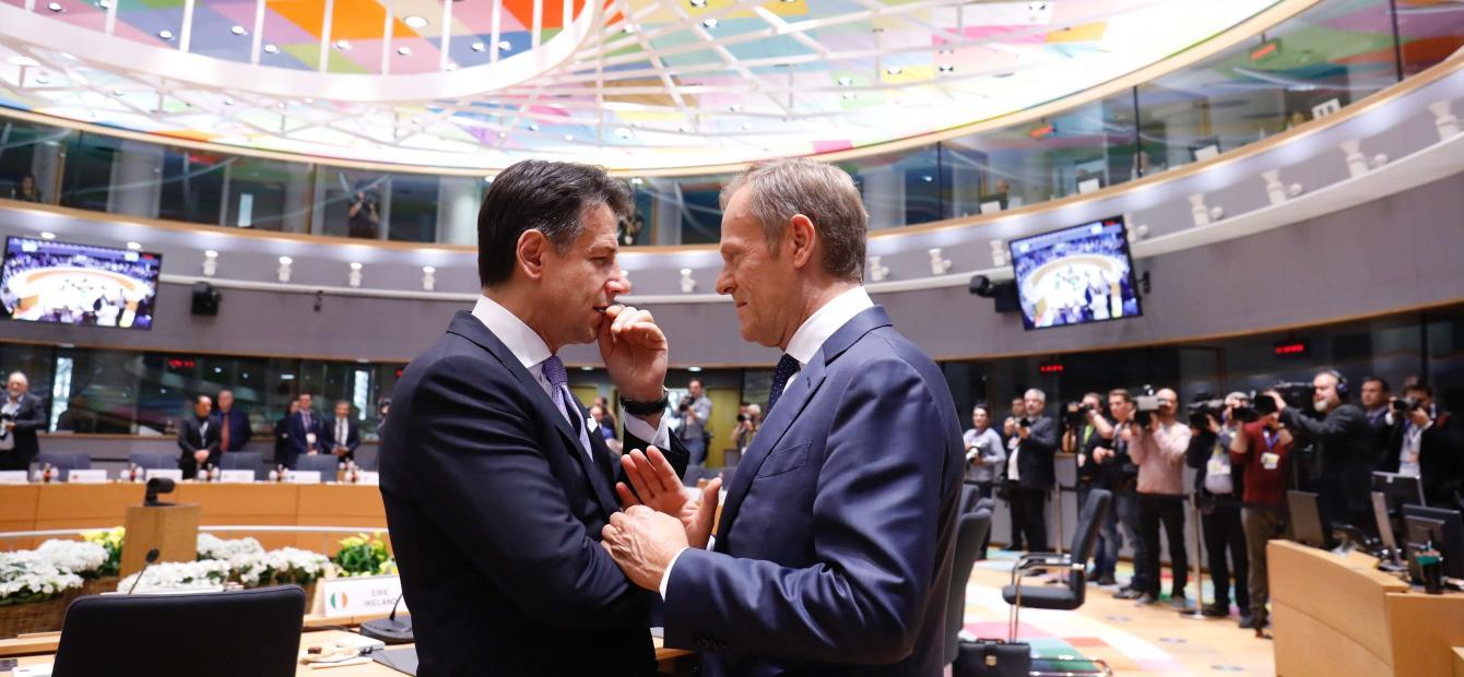 Is Brussels optimisme over nieuwe regering Italië terecht?