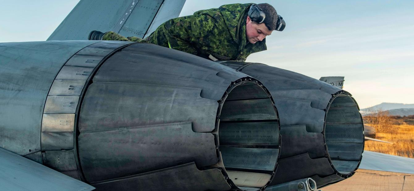 Does Europe Risk Oversophistication of Air Power?