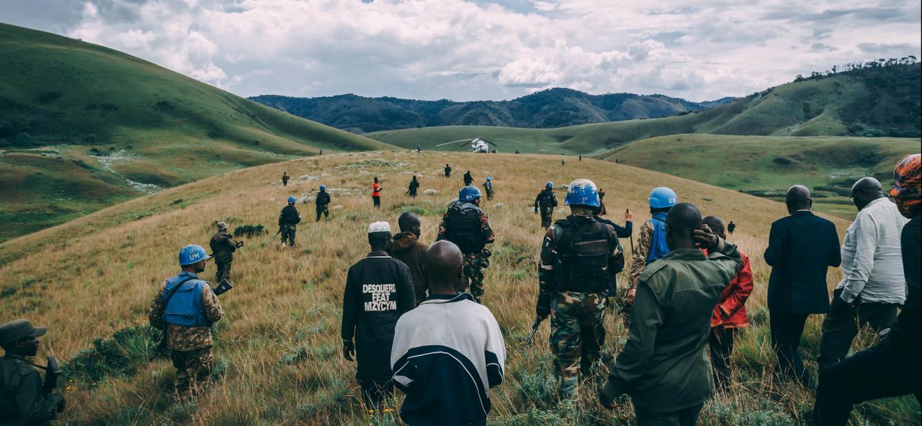 Congo's South Kivu Powder Keg