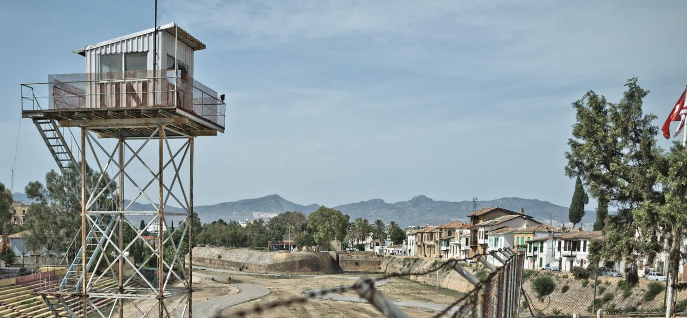 Gedeeld Cyprus: Een kerkhof voor diplomaten?