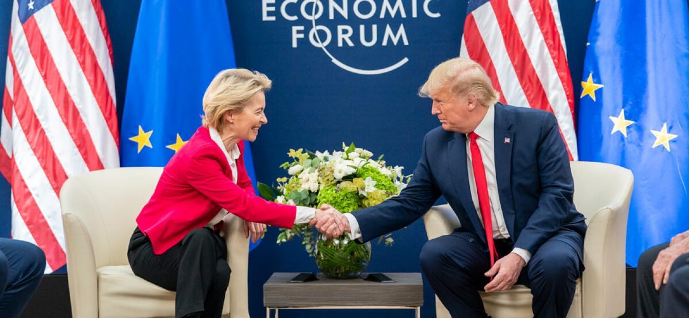 Reset transatlantic trade through cooperation on technology