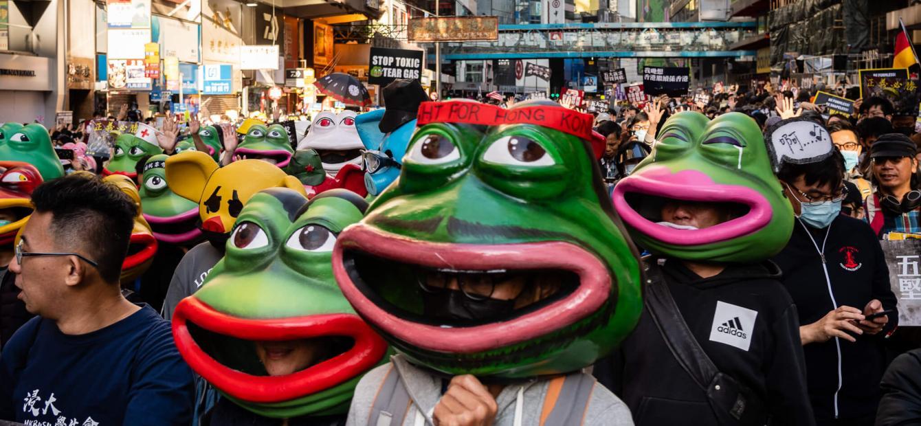 Hong Kong: Tech companies becoming mediators in protests?