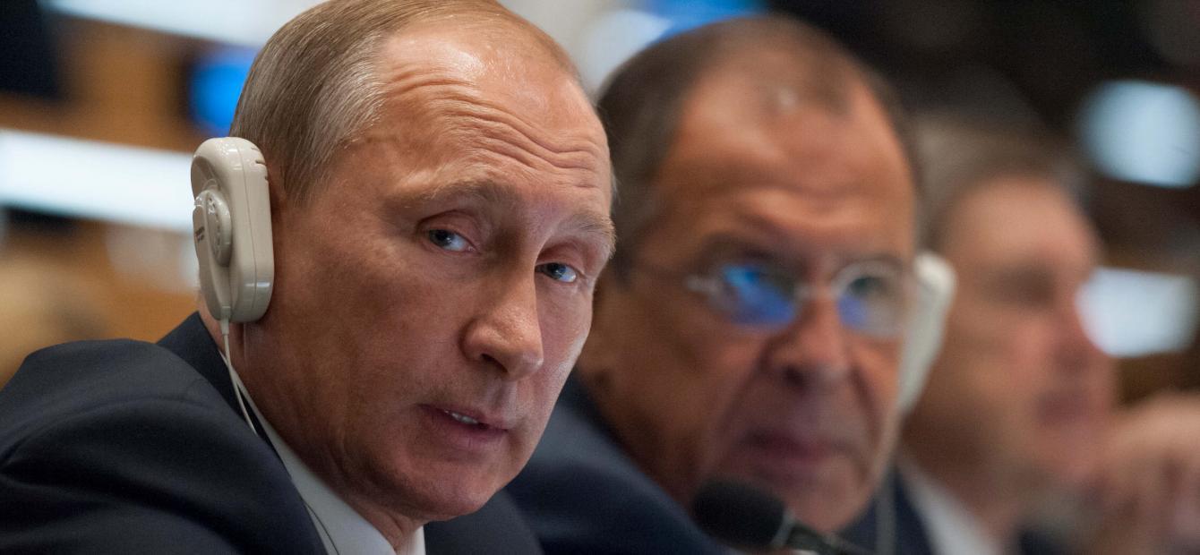 De noodzaak van een strategische benadering van Rusland