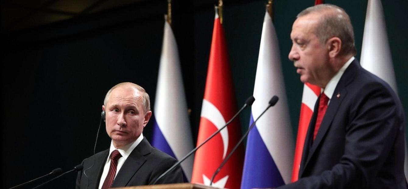 Het ongelukkige huwelijk tussen Erdoğan en Poetin