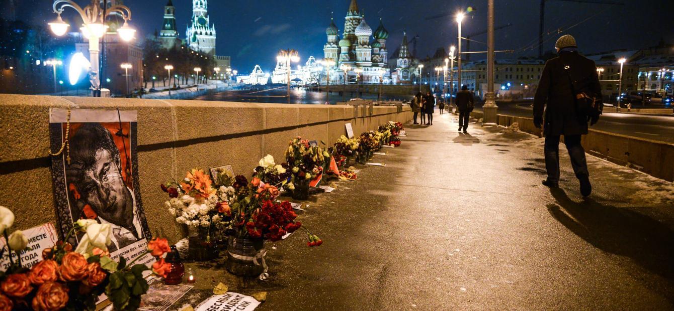 Poetin niet schuldig aan álle politieke moorden